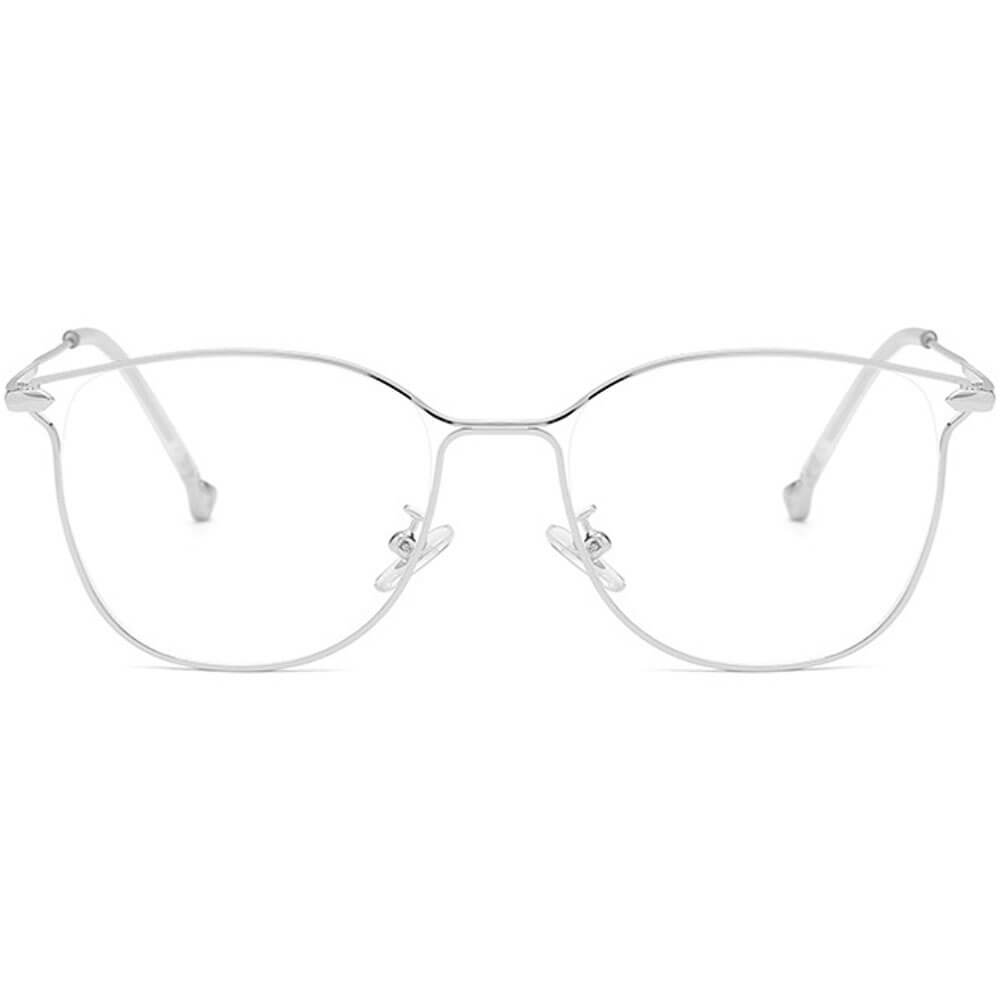 Blue Light Glasses for Computer Reading Gaming - Gracie - Blue Light Blocking Glasses Computer Gaming Reading Anti Glare Reduce Eye Strain Screen Glasses by Teddith