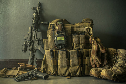 Tactical Gear, Molle and Watches