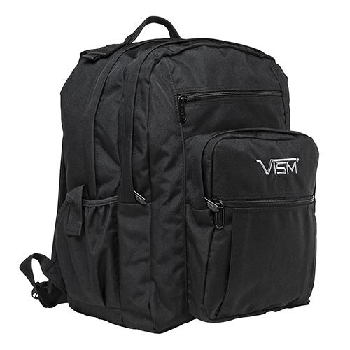 Vism Nylon Day Backpack, Black