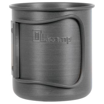 Olicamp Space Saver Mug Hard Anodized