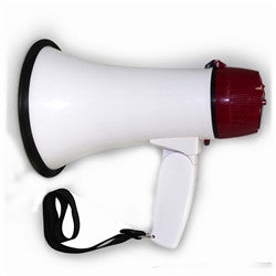 Mayday - Mighty Mega Mite Megaphone With Siren
