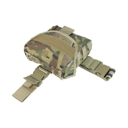 Condor Drop Leg Dump Pouch Color- Multicam