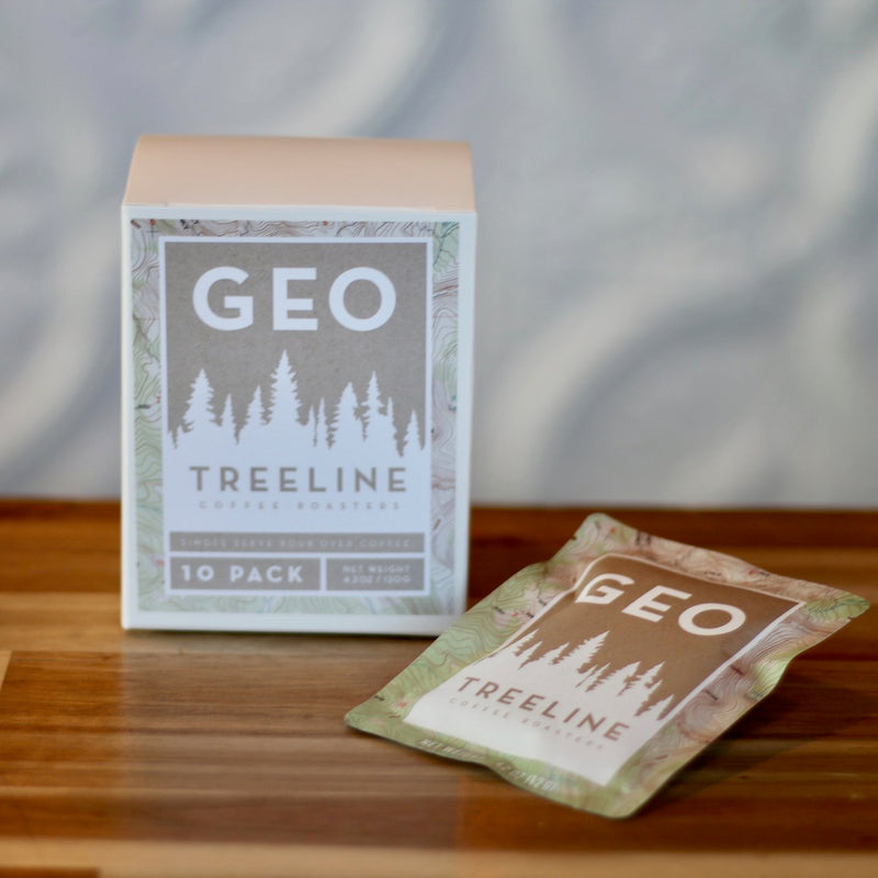 Treeline Coffee GEO - Single Packets