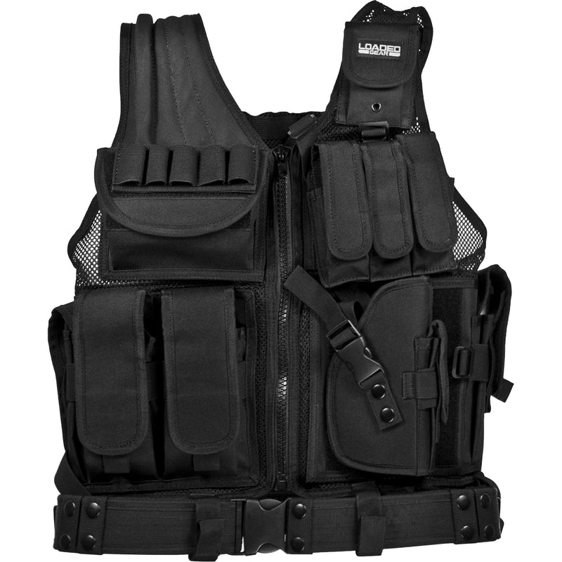 Barska Loaded Gear Tactical Vest - VX-200