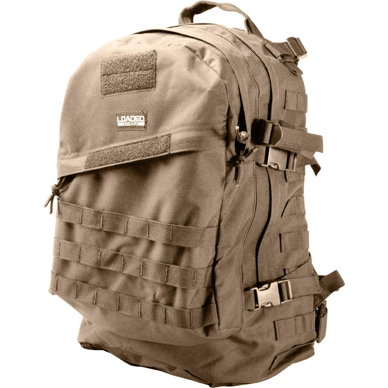 Tactical Backpack - GX-200, Tan