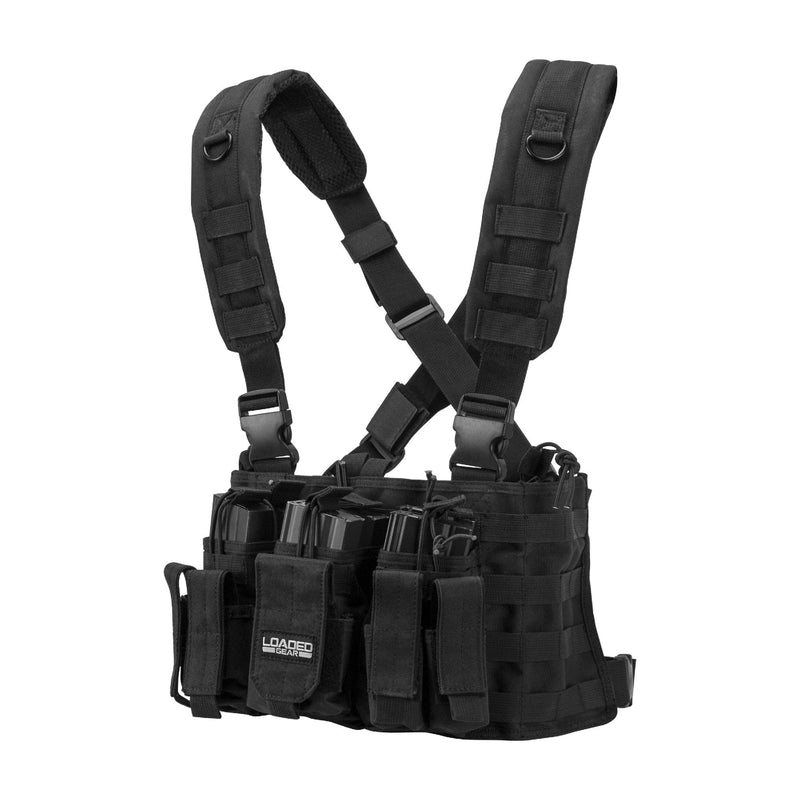 Tactical Chest Rig VX-400, Black