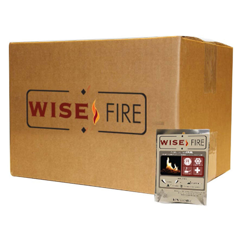 Wise Fire Pouches - Boxed Individual Pouches