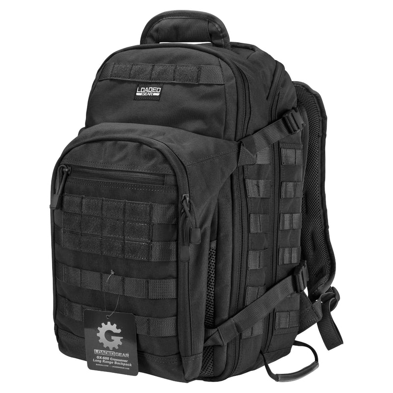 Barska Crossover Long Range Backpack - GX-600, Black