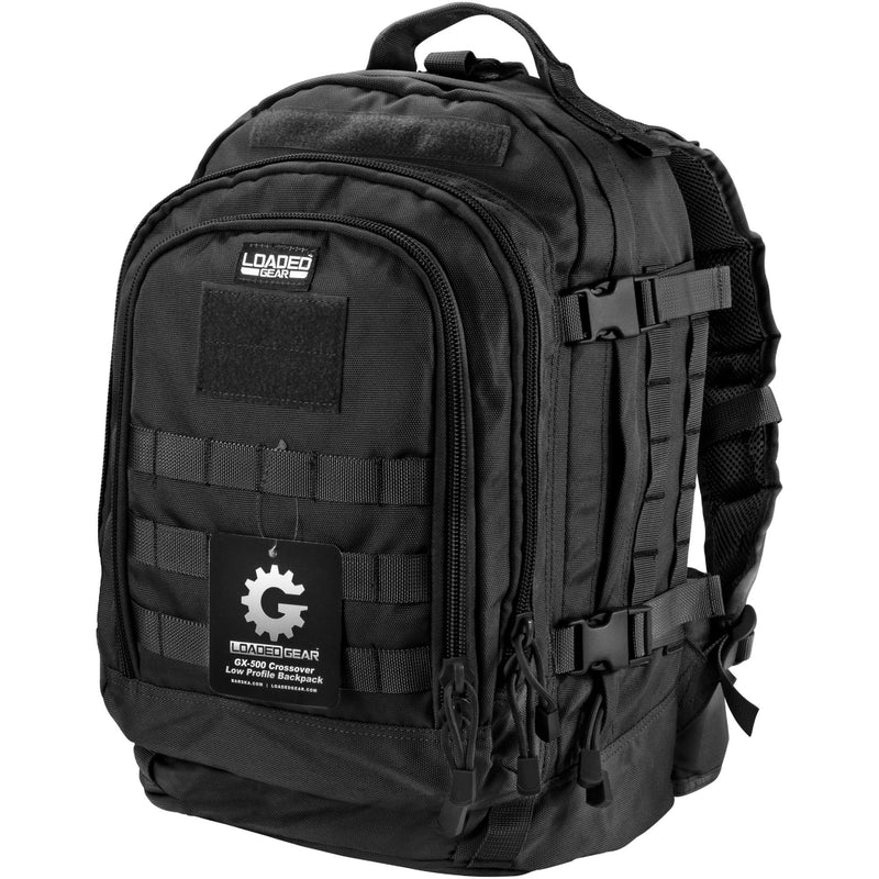 Barska Crossover Utility Backpack - GX-500, Black