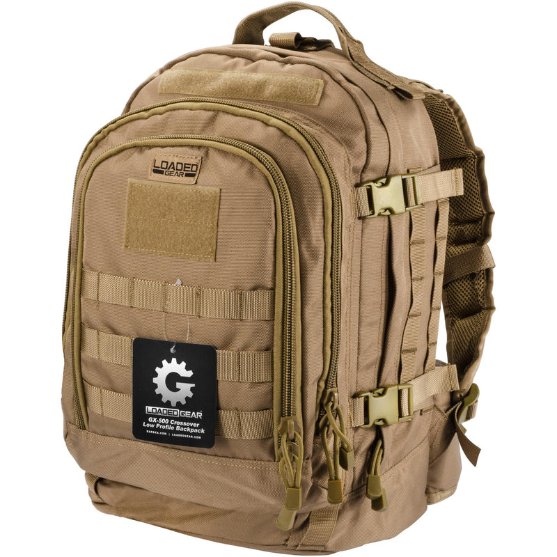 Crossover Utility Backpack - GX-500, Dark Earth