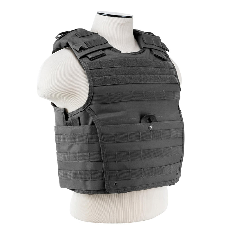 Expert Plate Carrier Vest - 2 XL, Urban Gray