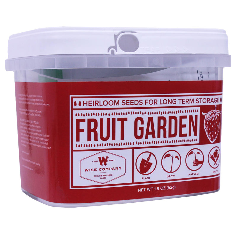 Fruit - Heirloom Seed Bucket