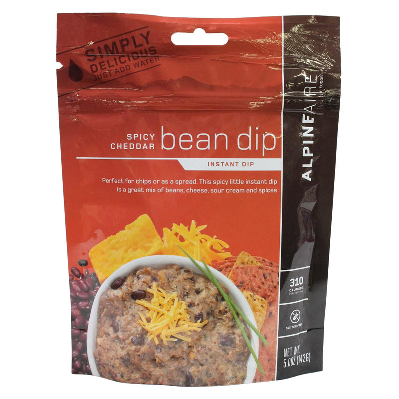 Alpineaire Spicy Cheddar Bean Dip