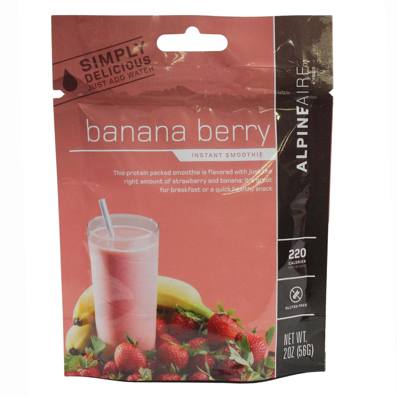 AlpineAire Banana Berry Smoothie