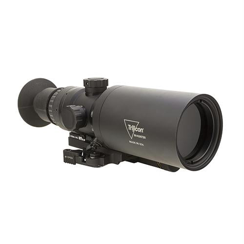 IR Hunter MK3 Thermal Riflescope - 1.5x19mm 640x480 Single Lever Quick-Detachable Picatinny-Style Mount, Black