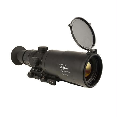 IR Hunter MK3 Thermal Riflescope - 4.5x60mm 640x480 Dual Lever Quick-Detachable Picatinny-Style Mount, Black