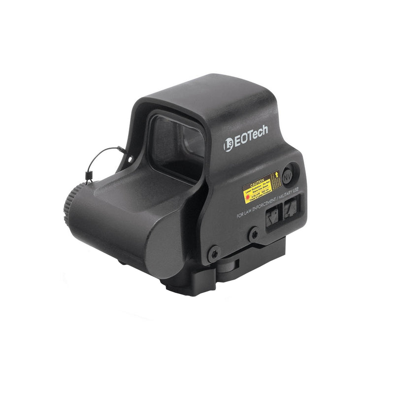 EOTech EXPS3-2 Sight - Reticle Pattern 65MOA Ring-(2)1MOA Dots, Black
