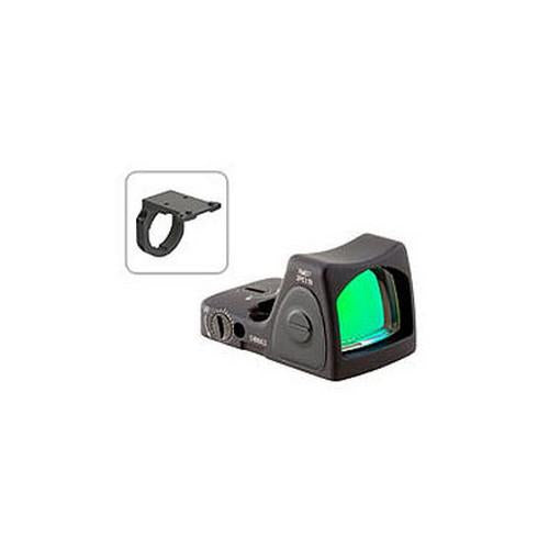 RMR Adjustable LED Sight - 3.25 MOA Red Dot Reticle with RM38 ACOG Mount, Black