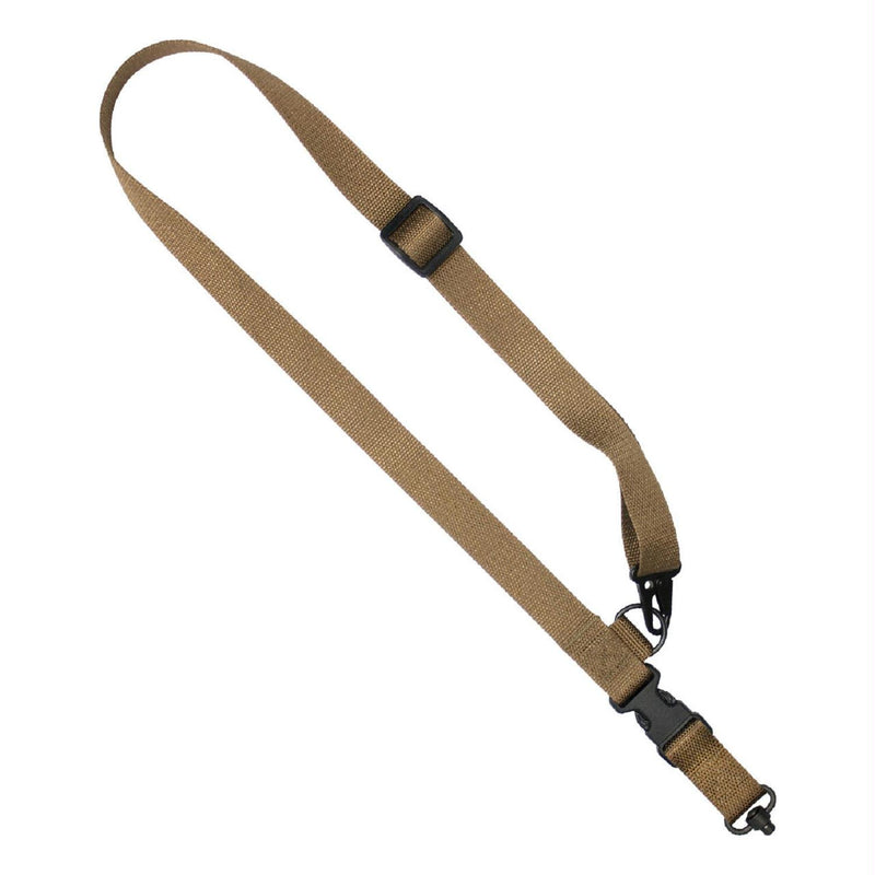 "US Tactical C1: 2-to-1 Point 1.25"" Tactical Sling - Coyote"