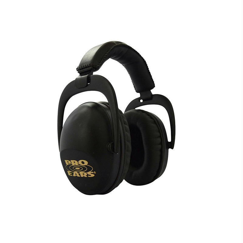 Pro Ears Ultra Sleek Ear Muffs NRR 26 Black