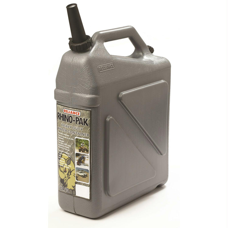 Reliance Rhino-Pak Heavy Duty Water Container 5.5 Gallon