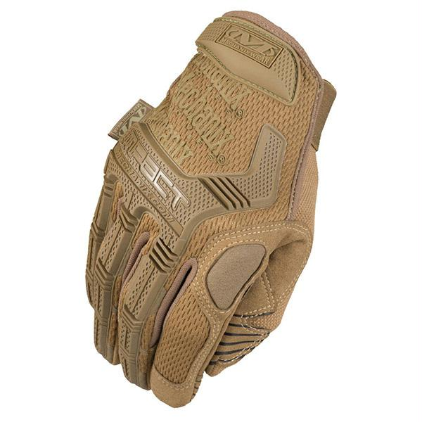 Mechanix M-Pact Coyote Glove Impact Protection Small