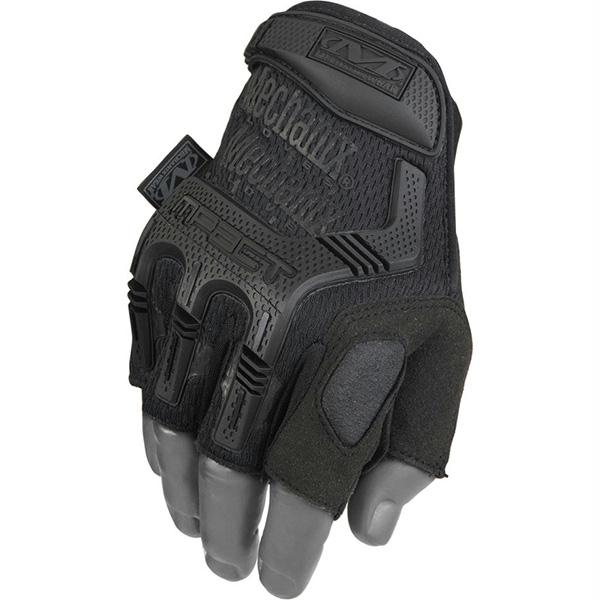 Mechanix M-Pact Fingerless Tactical Gloves Covert Black XL