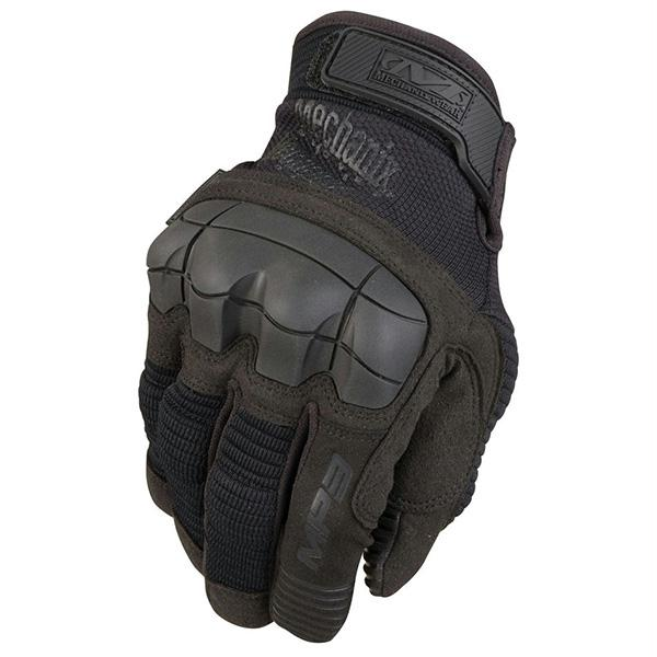Mechanix TAA M-Pact 3 Glove Ultra Knuckle Protection Blk Lg