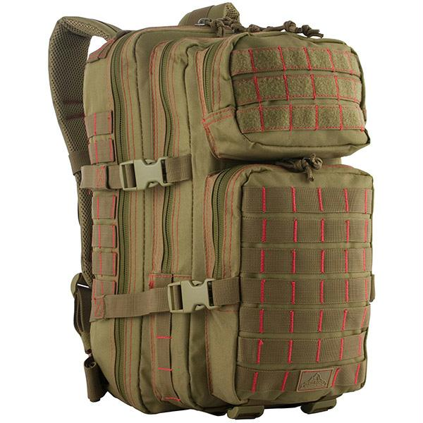 Red Rock Gear Rebel Assault Pack Coyote