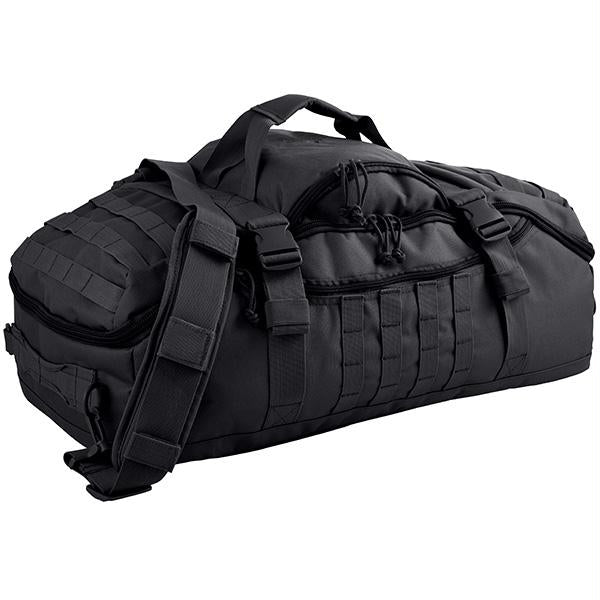 Red Rock Gear Traveler Duffle Bag Black