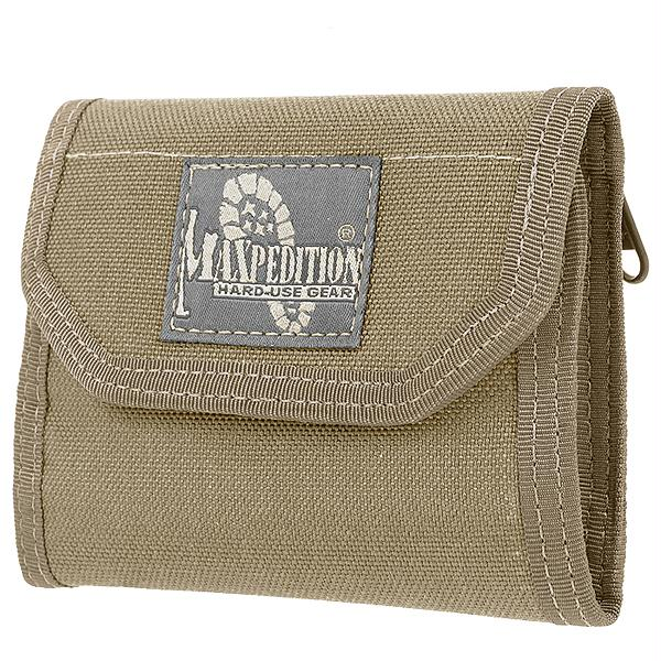 Maxpedition CMC Wallet Khaki