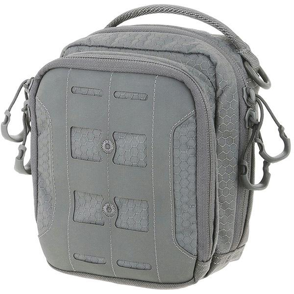 Maxpedition AUP Accordion Utility Pouch Grey