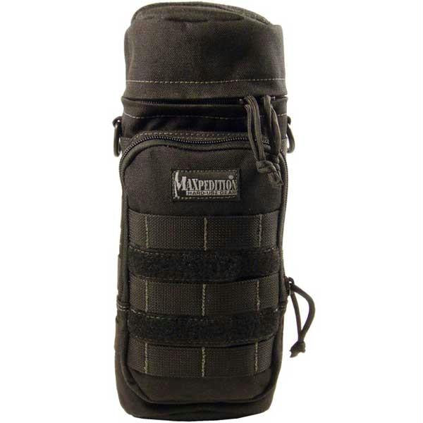 Maxpedition Bottle Holder Black 12 Inch x 5 Inch