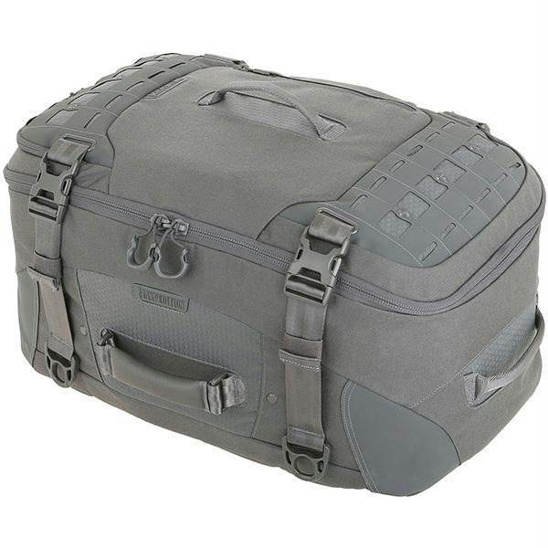 Maxpedition IRONCLOUD Adventure Travel Bag Grey