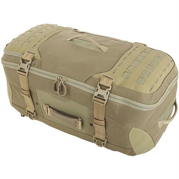 Maxpedition IRONSTORM Adventure Travel Bag Tan