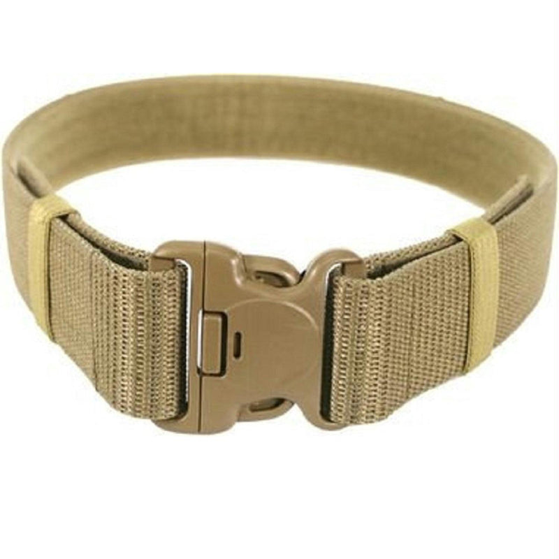 Blackhawk Military Web Belt Coyote Fits Up to 43 In Waist