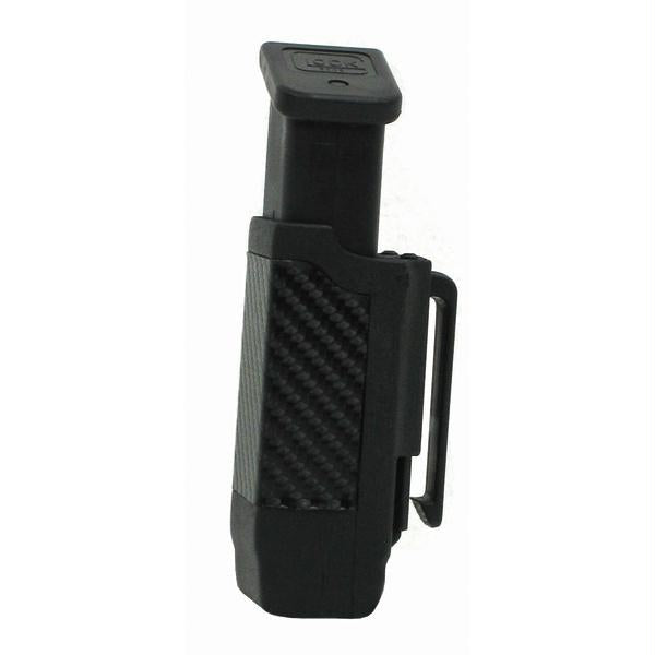 Blackhawk Single Mag Case Double Stack Blk Matte 9MM-.40 Cal