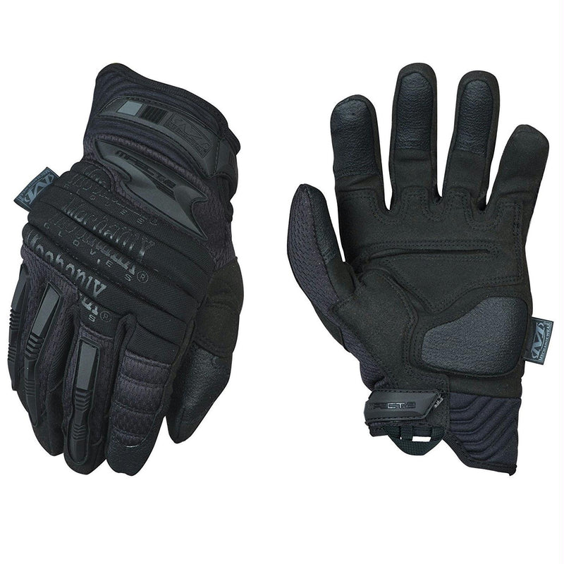 Mechanix M-Pact 2 Covert Glove Heavy Duty Protection Blk XL