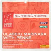 Good To-Go Classic Marinara and Penne