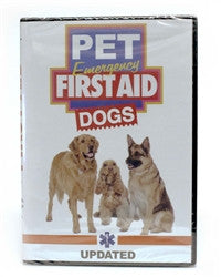 Mayday - Pet Emergency First Aid DVD - Dogs