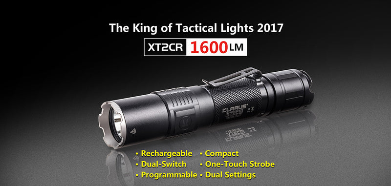 Klarus Light XT2CR