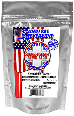 Survival4Everyone Bleed Stop Without The Burn
