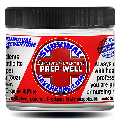 Survival4Everyone Prep-well Daily Defense