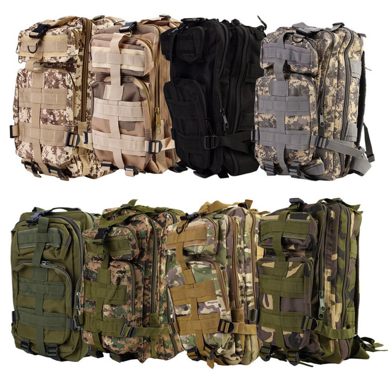 30L Tactical Backpack Molle