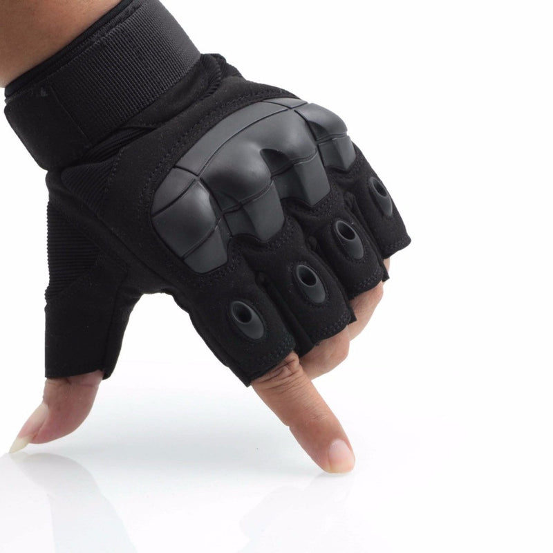 Tactical Gloves Outdoor Half Combat Slip-resistant Cut-resistant Gloves