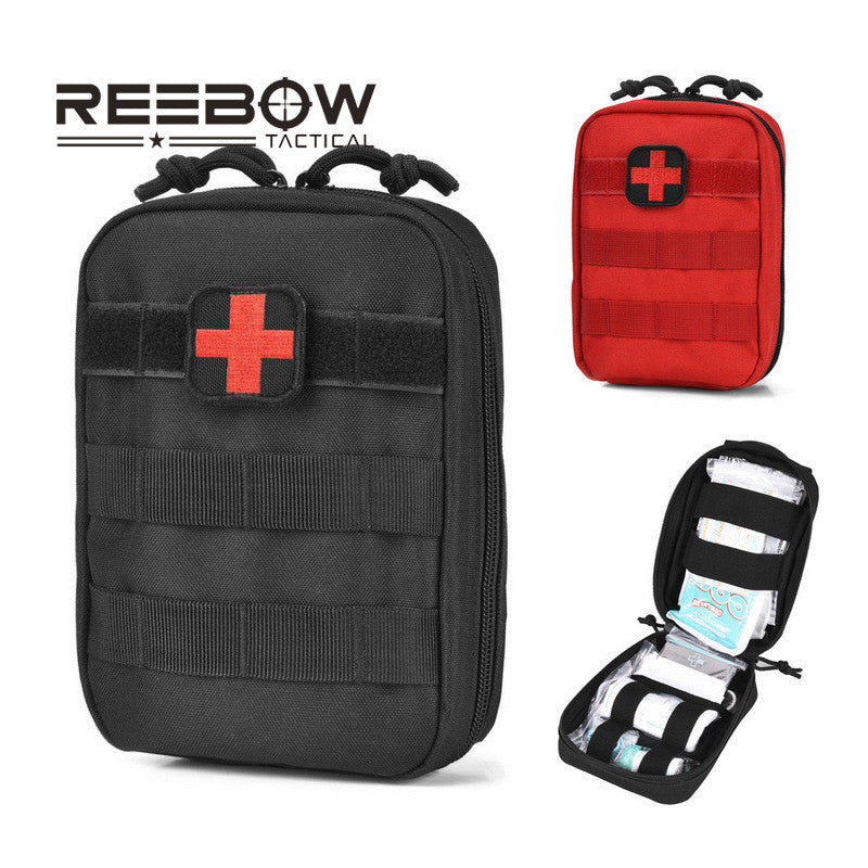 REEBOW Tactical First Aid Kit Molle