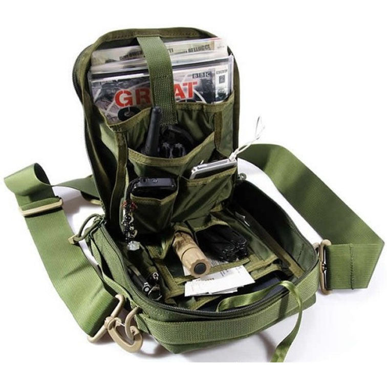 Roco tactical Messenger Bag  EDC