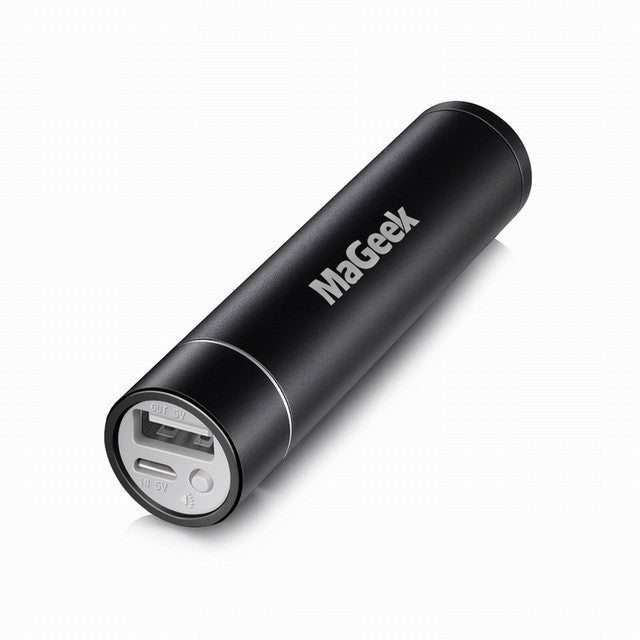3350mAh Power Bank USB iPhone iPad Samsung LG Android Phones