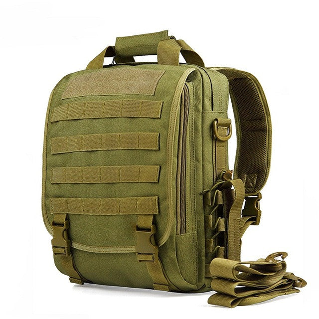 REEBOW Tactical Laptop Bag 14 inch