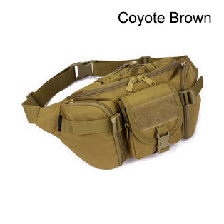 Tactical Molle Bag Waterproof Waist Bag